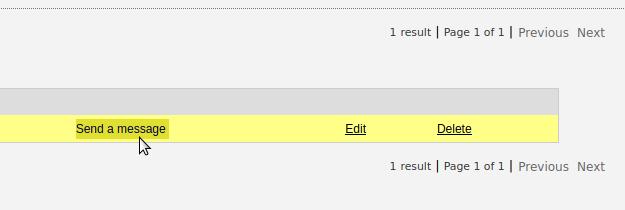 Zato web-admin send IBM MQ message listing